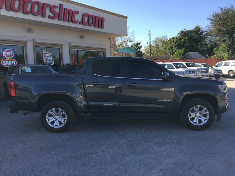 2016 Chevrolet Colorado 2WD LT  Brownsville TX  English Motors  in Brownsville, TX