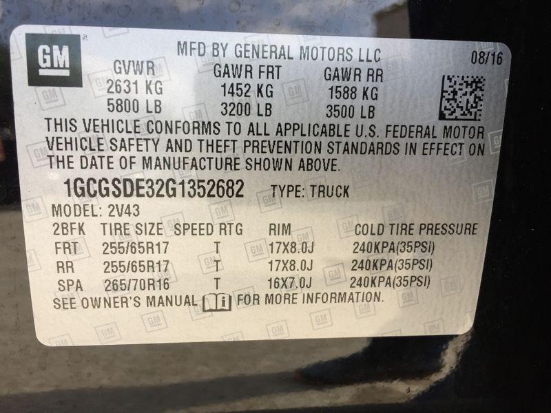 2016 Chevrolet Colorado 2WD Z71  Brownsville TX  English Motors  in Brownsville, TX