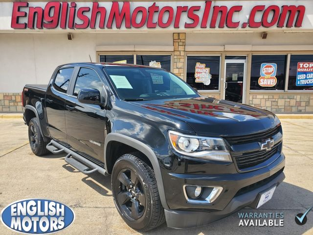 2016 Chevrolet Colorado 4WD LT in Brownsville, TX 78521