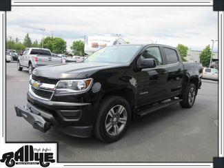 2016 Chevrolet Colorado 4WD LT in Burlington WA, 98233
