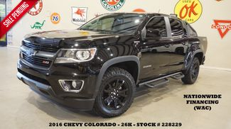 2016 Chevrolet Colorado Z71 4WD DIESEL,BACK-UP CAM,BLK WHLS,26K in Carrollton TX, 75006