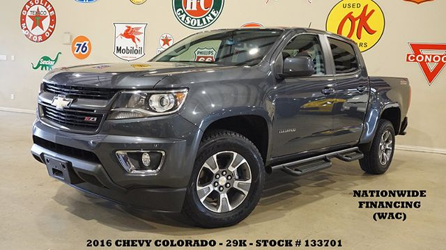 2016 Chevrolet Colorado 4WD Z71 NAV,BACK-UP CAM,BOSE,HTD SEATS,29K