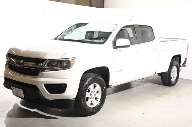 2016 Chevrolet Colorado 4WD w/ Long Bed