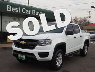 2016 Chevrolet Colorado 2WD WT Englewood, CO