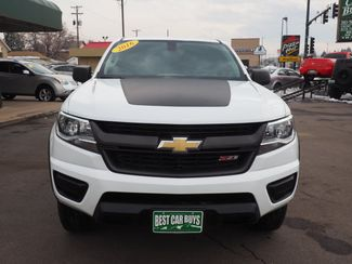 2016 Chevrolet Colorado 2WD WT Englewood, CO 1