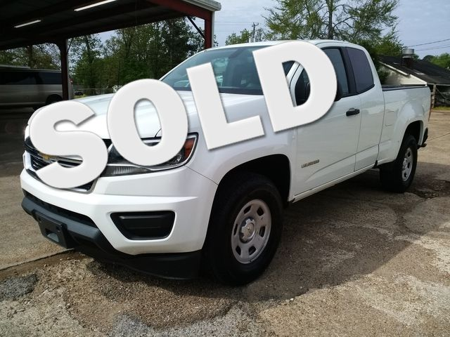 2016 Chevrolet Colorado Ext Cab 2WD Houston, Mississippi 0