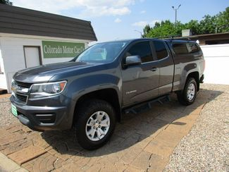 2016 Chevrolet Colorado 4WD LT in Fort Collins, CO 80524