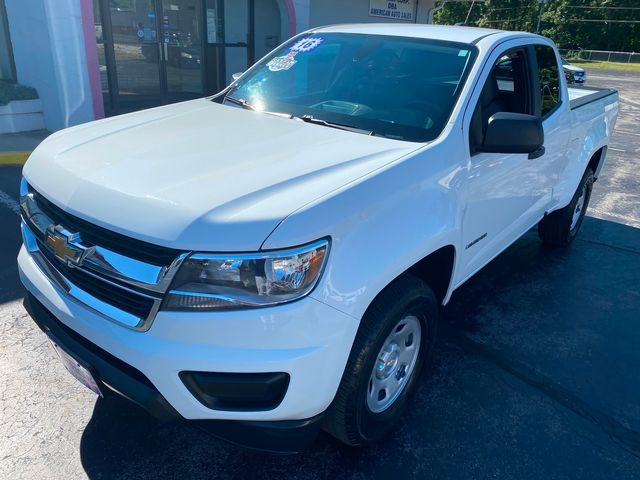 2016 Chevrolet Colorado Ext. Cab