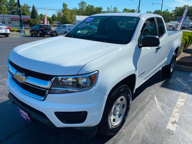 2016 Chevrolet Colorado Ext. Cab *SOLD