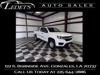 2016 Chevrolet Colorado 2WD WT in Gonzales, Louisiana 70737