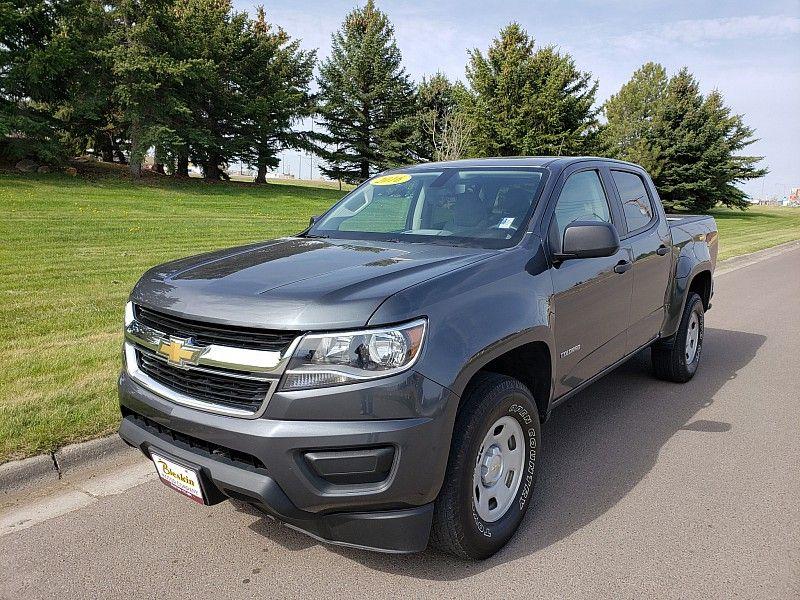 2016 Chevrolet Colorado 4WD WT  city MT  Bleskin Motor Company   in Great Falls, MT