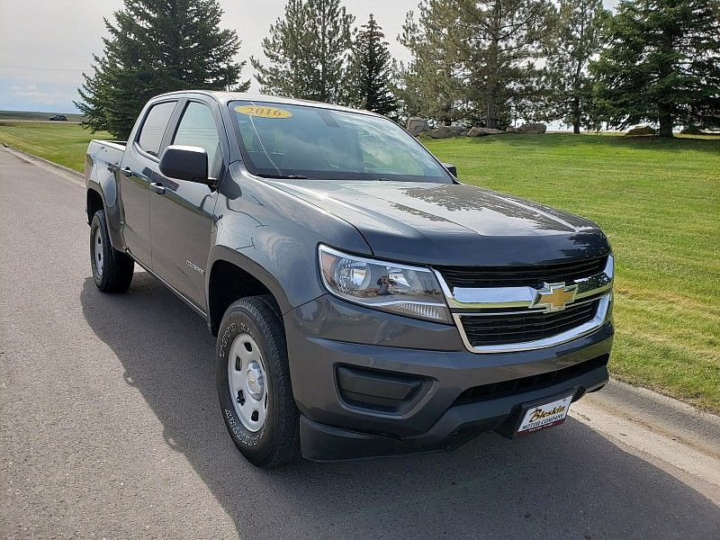 2016 Chevrolet Colorado 4WD WT  city MT  Bleskin Motor Company   in Great Falls, MT