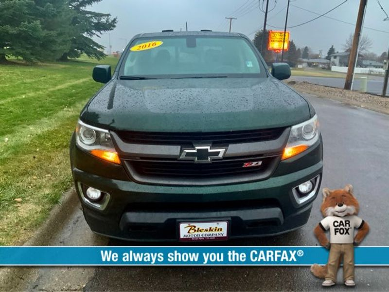 2016 Chevrolet Colorado 4WD Z71  city MT  Bleskin Motor Company   in Great Falls, MT