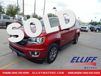 2016 Chevrolet Colorado Crew Cab 2WD Z71 2WD Z71 in Harlingen, TX 78550