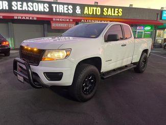 2016 Chevrolet Colorado 2WD WT in Hayward, CA 94541
