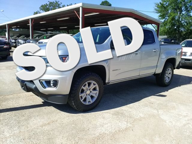 2016 Chevrolet Colorado 2WD LT Houston, Mississippi