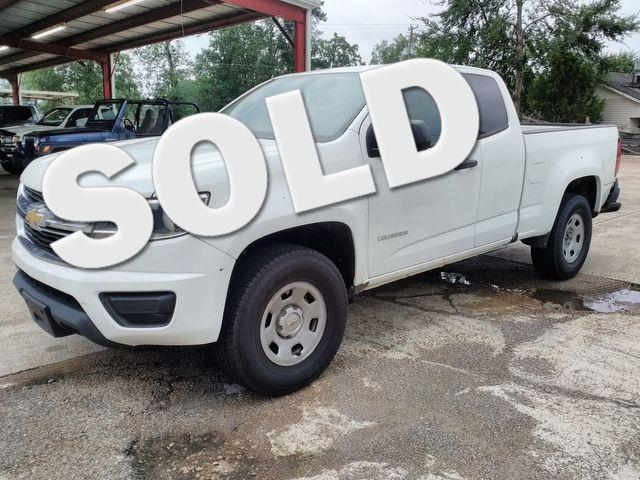 2016 Chevrolet Colorado 2WD WT Houston, Mississippi