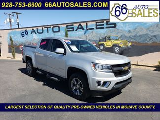2016 Chevrolet Colorado 4WD Z71 in Kingman, Arizona 86401