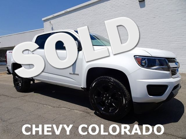 2016 Chevrolet Colorado 4WD LT Madison, NC