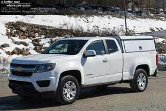 2016 Chevrolet Colorado 4WD LT Naugatuck, Connecticut