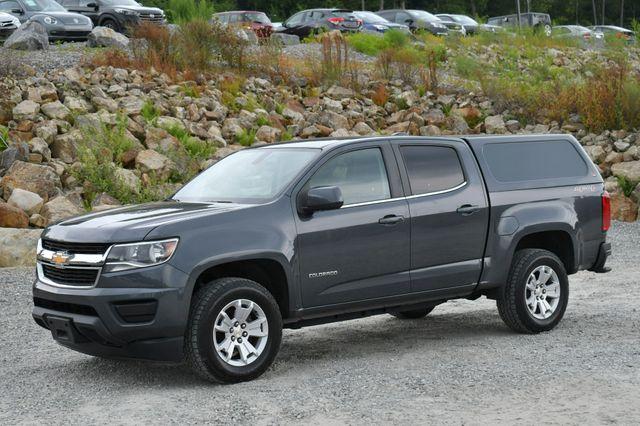 2016 Chevrolet Colorado 4WD LT Naugatuck, Connecticut
