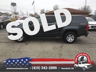 2016 Chevrolet Colorado 4WD LT in Mansfield, OH 44903