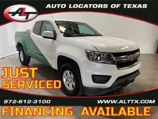 2016 Chevrolet Colorado 2WD WT in Plano, TX 75093