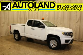 2016 Chevrolet Colorado 2WD WT in Roscoe, IL 61073