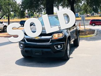 2016 Chevrolet Colorado 2WD LT in San Antonio, TX 78233
