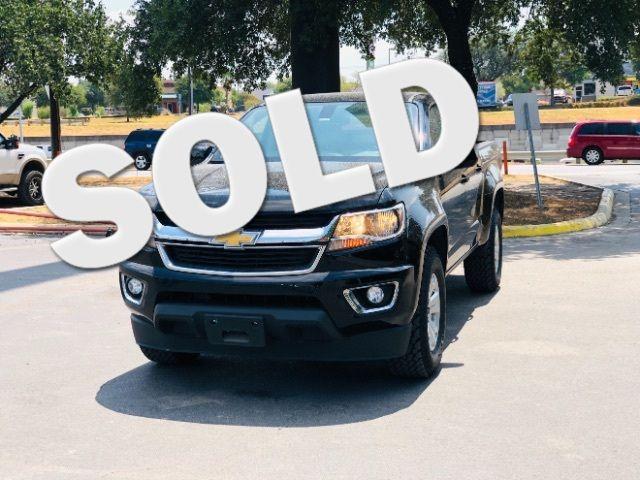 2016 Chevrolet Colorado 2WD LT in San Antonio, TX 78233