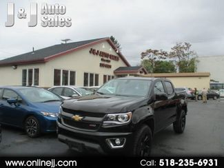 2016 Chevrolet Colorado 4WD Z71 in Troy NY, 12182