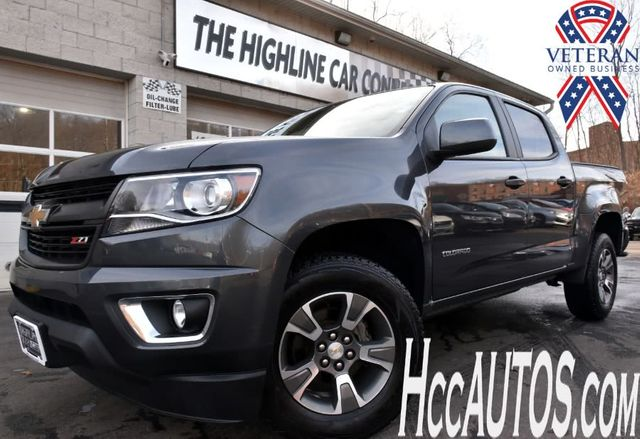 2016 Chevrolet Colorado 4WD Z71 Waterbury, Connecticut 0
