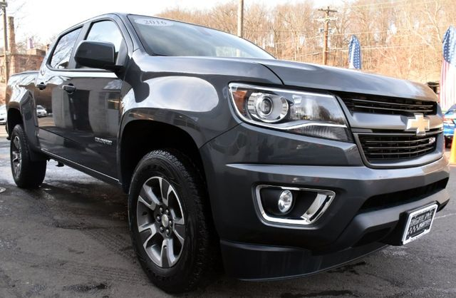 2016 Chevrolet Colorado 4WD Z71 Waterbury, Connecticut 10