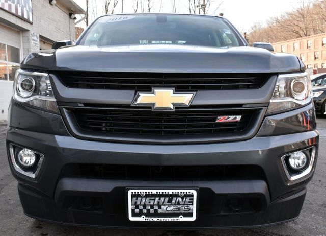 2016 Chevrolet Colorado 4WD Z71 Waterbury, Connecticut 11