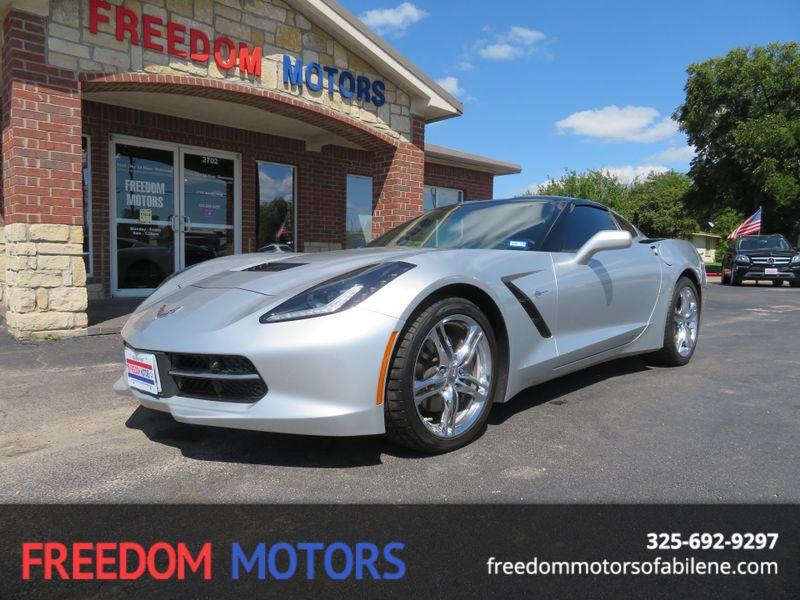 2016 Chevrolet Corvette 3LT | Abilene, Texas | Freedom Motors  in Abilene Texas