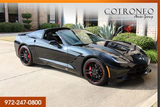 2016 Chevrolet Corvette Stingray 3LT Coupe in Addison, TX 75001