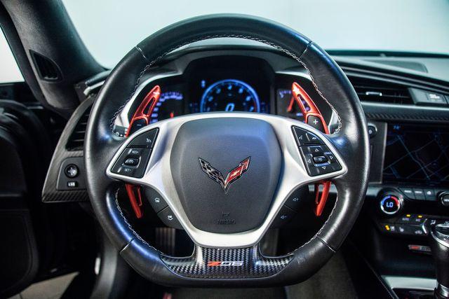 2016 Chevrolet Corvette Z06 3LZ Z07 With Comp Seats in Addison, TX 75001