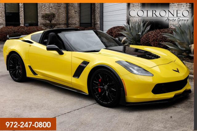 2016 Chevrolet Corvette Z06 2LZ Coupe w/Z07