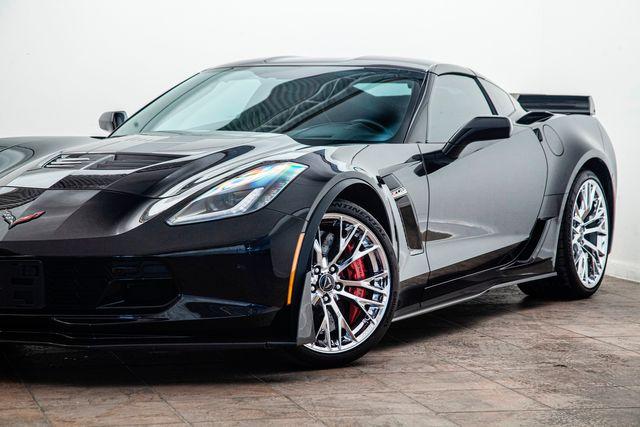 2016 Chevrolet Corvette Z06 3LZ w/ Z07 Pkg. HUGE $114k MSRP in Addison, TX 75001