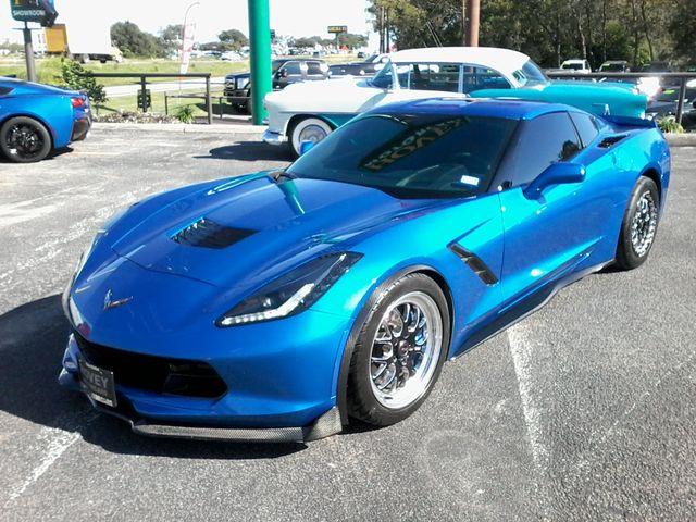 2016 Chevrolet Corvette Z51 3LT ***Modified ** Boerne, Texas 1