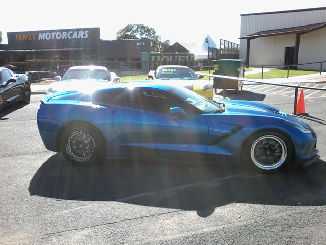 2016 Chevrolet Corvette Z51 3LT ***Modified ** Boerne, Texas 4