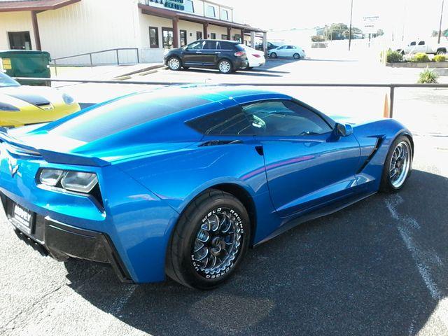 2016 Chevrolet Corvette Z51 3LT ***Modified ** Boerne, Texas 5