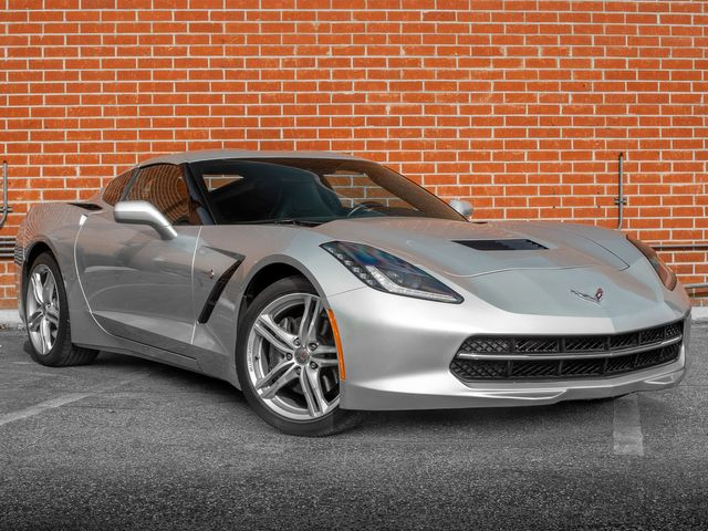 2016 Chevrolet Corvette 1LT Burbank, CA 1