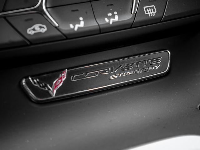 2016 Chevrolet Corvette 1LT Burbank, CA 14