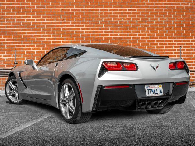 2016 Chevrolet Corvette 1LT Burbank, CA 7