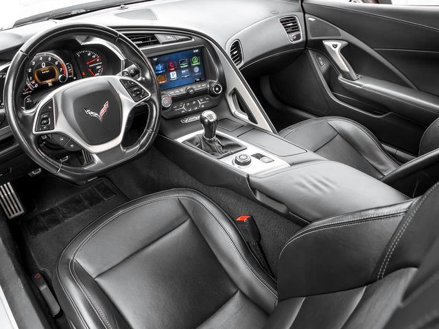 2016 Chevrolet Corvette 1LT Burbank, CA 8