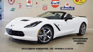 2016 Chevrolet Corvette Z51 2LT in Carrollton TX, 75006