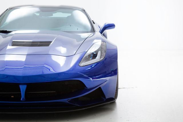 2016 Chevrolet Corvette Supercharged SEMA Widebody Show Car in TX, 75006