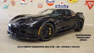 2016 Chevrolet Corvette Z06 3LZ C7.R EDITION MSRP 115K,2K,WE FINANCE in Carrollton TX, 75006