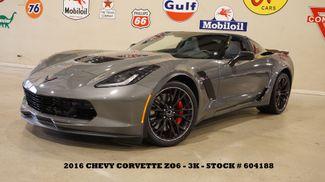 2016 Chevrolet Corvette Z06 Coupe 2LZ AUTO,HUD,NAV,HTD/COOL LTH,3K in Carrollton, TX 75006